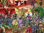 Godzilla Neo Wallpaper