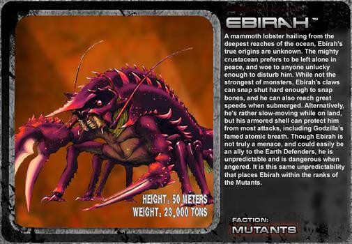 G Unleashed: Ebirah