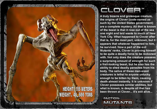 G Unleashed: Clover