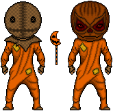 Sam (Trick 'r Treat) by MegaZeo
