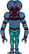 Metaluna Mutant by MegaZeo