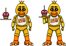 Chica by MegaZeo