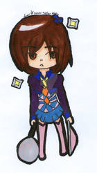 Magic Girl- Tobi