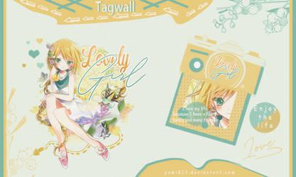 [20/08/2017] :TAGWALL: Lovely Girl