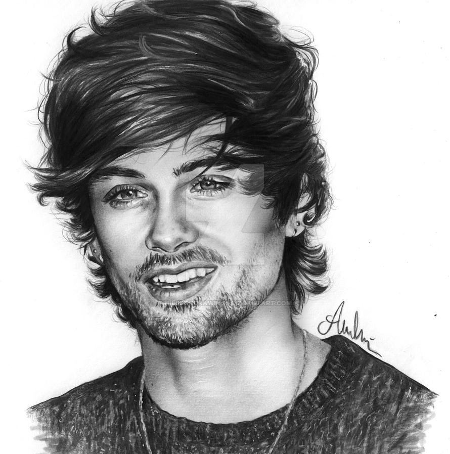 Zayn malik pencil drawing by anna nilsson by nilssondrawings