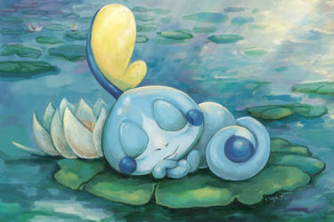Sobble by Syllie