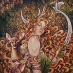 Artemis by Syllie
