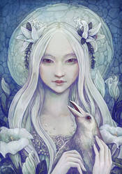 Selune by Syllie