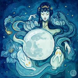 Lunar feast