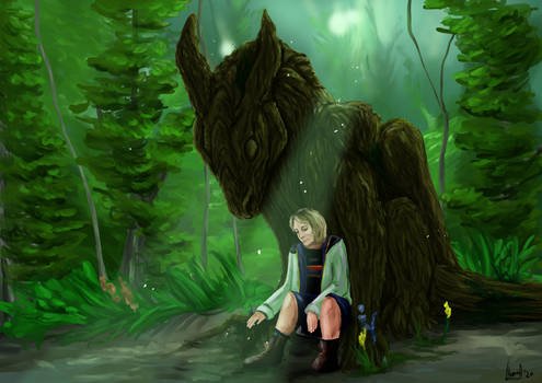 Meet me in the woods tonight