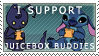 :stamp: juicebox buddies by Thir13enthHouR