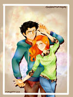 James and Lily by OceanEyes1257
