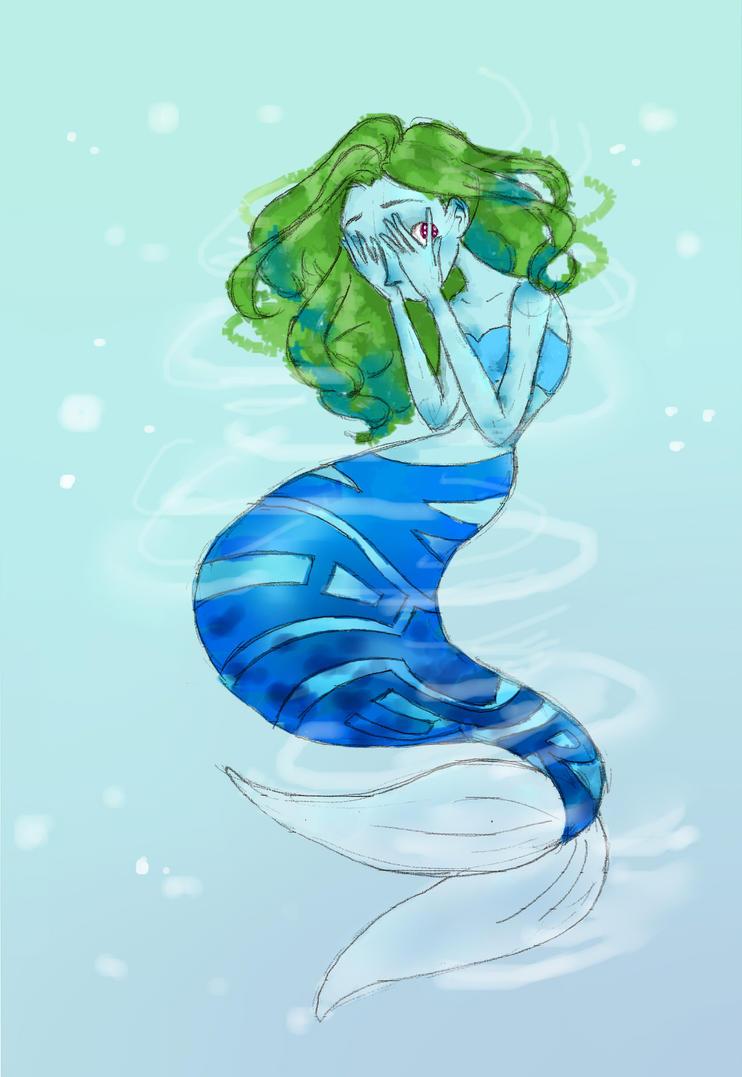 Mermaid by OceanEyes1257
