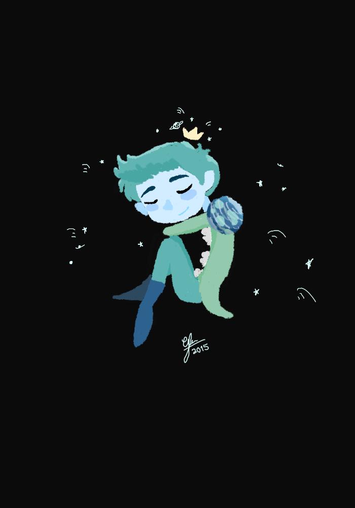 planet prince by OceanEyes1257