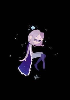 spacey queen