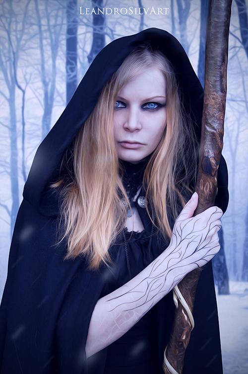 Frozen by LeandroSilvArt