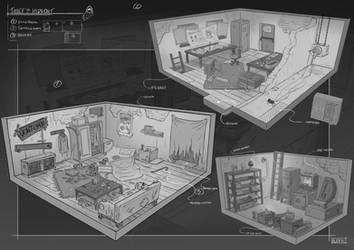 Thief's Den by Sarqful