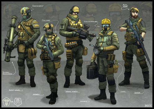 Soldier Concepts 01