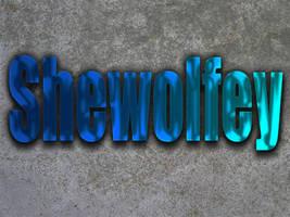 Shewolfey(gift photoshop)