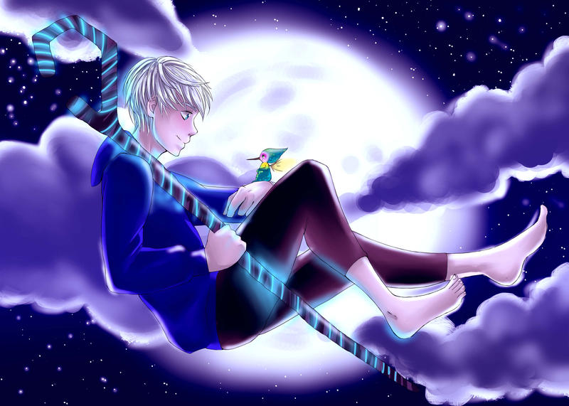Jack Frost- Thanks +300 watchers by marvi92