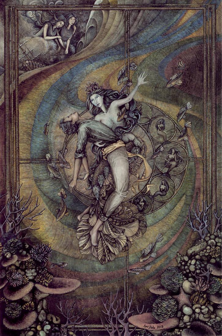 The Little Mermaid (H.C. Andersen)