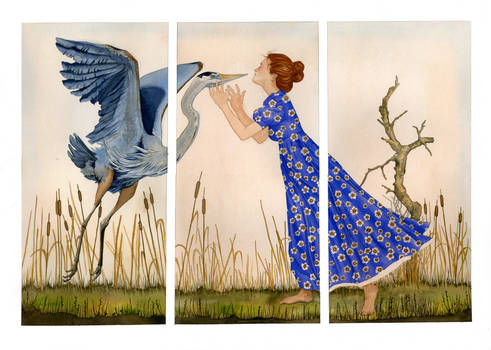 The Meeting Triptych