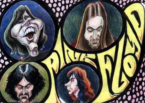 Pink Floyd - Groovy by o0blueardvarko0