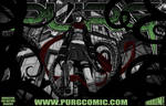 Purg issue 1 cover art