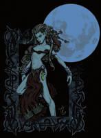 Elf dancer by J2040