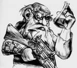 dwarf inventor