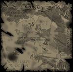 Map of Krunn