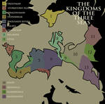 Kingdoms of the three seas