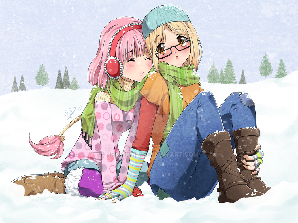 Dear Winter... - Contest Entry by Neko-Rina