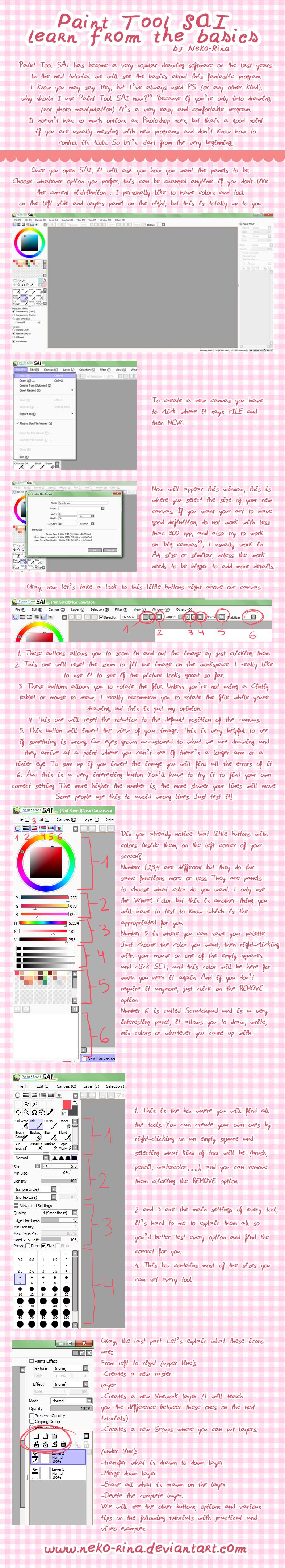 Basic SAI tutorial