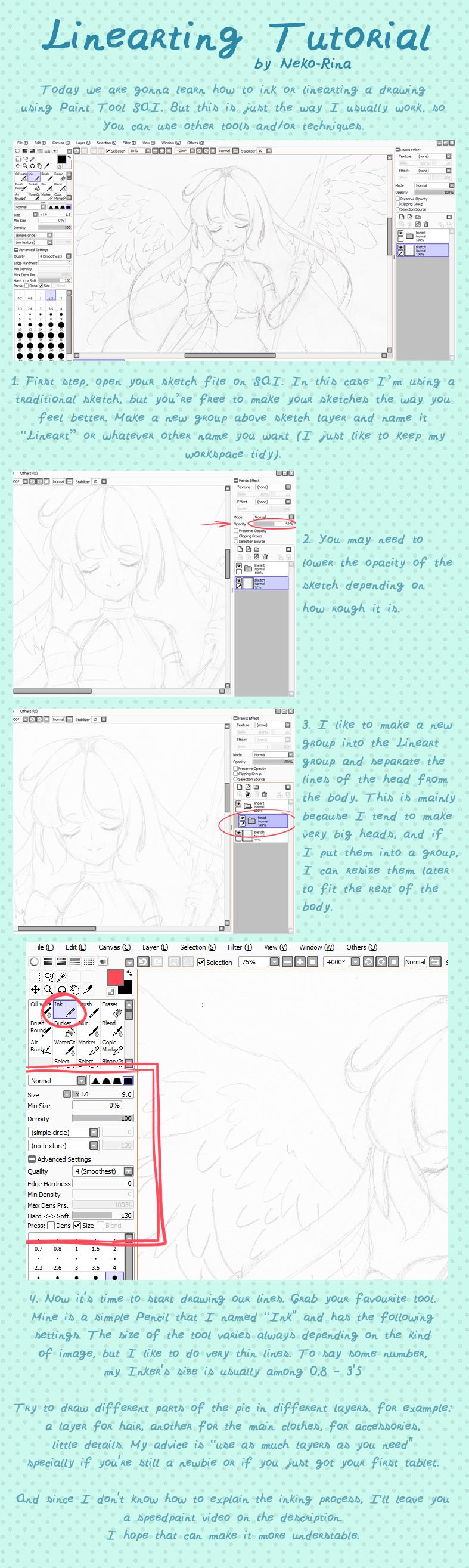 Lineart tutorial by neko rina on deviantart lineart tutorial by neko rina lineart tutorial by neko rina baditri Gallery