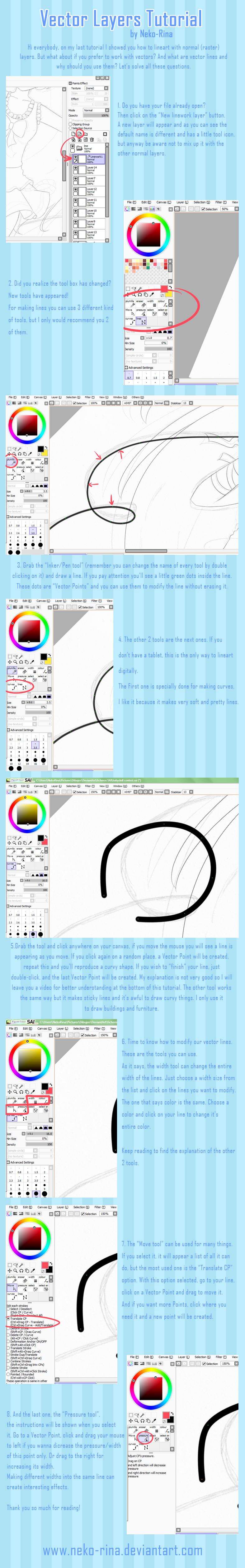 Vector Layers Tutorial