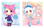 [CLOSED] Adopts, mixed species
