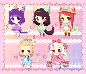 Adopts: Lolimals 01 [CLOSED]