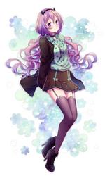 Violet by Neko-Rina