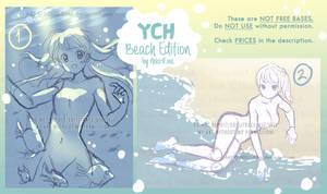 YCH Beach Edition [CLOSED]