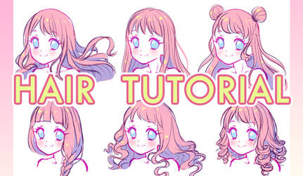 Hair Video Tutorial