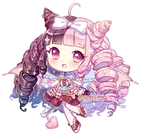 [+Video] 2/2 Liliorl Chibi by Neko-Rina
