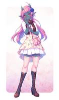 COM for the1whoAteUrPudding by Neko-Rina