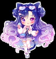 [+Video] Chibi for Jenniru by Neko-Rina