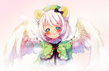 [+Tablet Review] Rene doodle by Neko-Rina