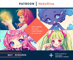 Patreon Preview May