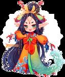 Annie Design: Peacock Mantis Shrimp