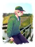 Civilian Lloyd by Neko-Rina