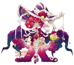 Fairy Vial Collab- Immortal Witch