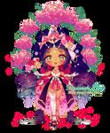 Fairy Vial Collab- Passionate Love